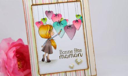 Carte : Heartfelt Love