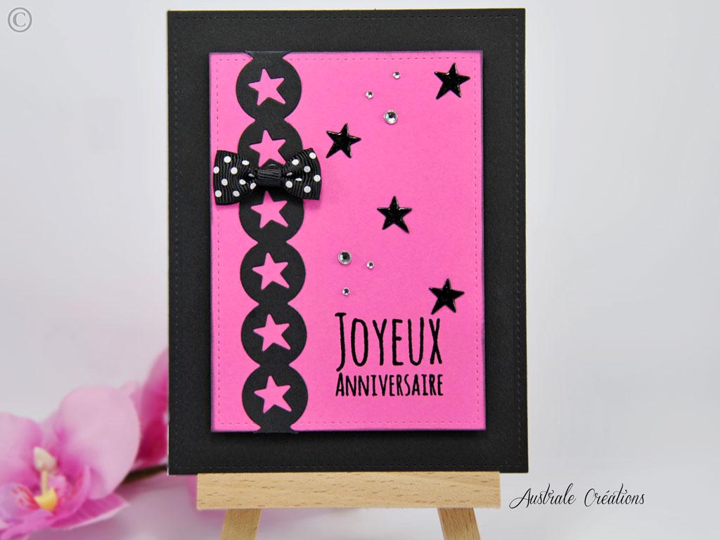 Carte Pinkie Birthday