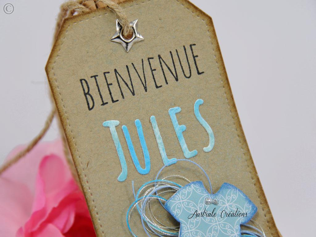Tag Bienvenue Jules