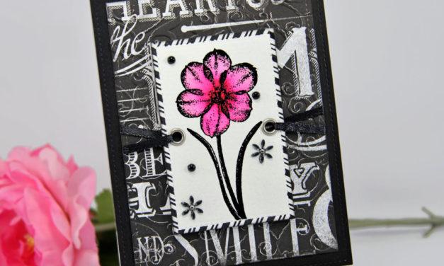 Carte : Chalkboard