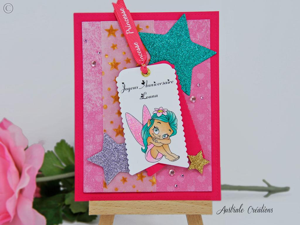 Carte Little Fairy
