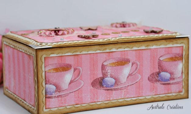 Boite «Tea Time»