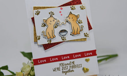 Carte : Purrfect Together