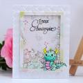 Carte Lil Love Dragon