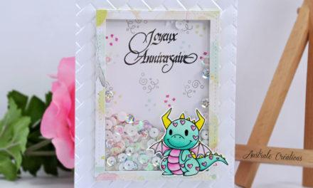 Carte : Lil Love Dragon