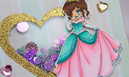 Carte : Jolie Princesse