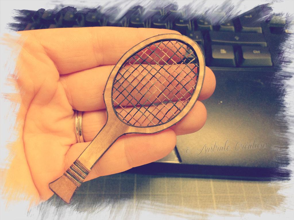 DIY Raquette de tennis
