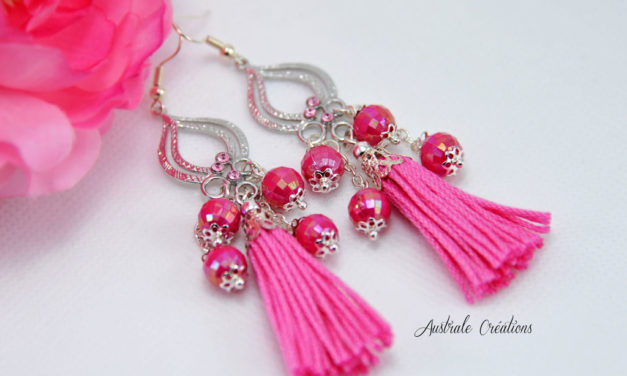 Boucles d'Oreilles « Cheerleaders »