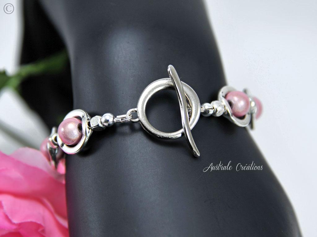 Bracelet Pink Saturn