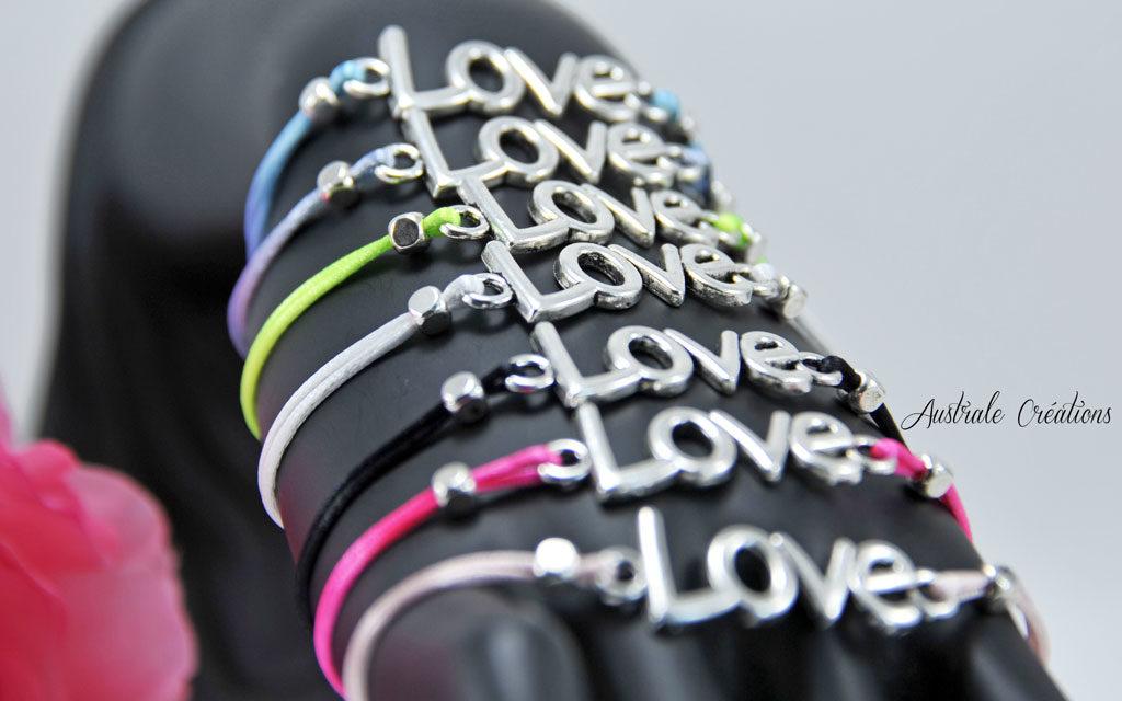 Bracelets «Love»