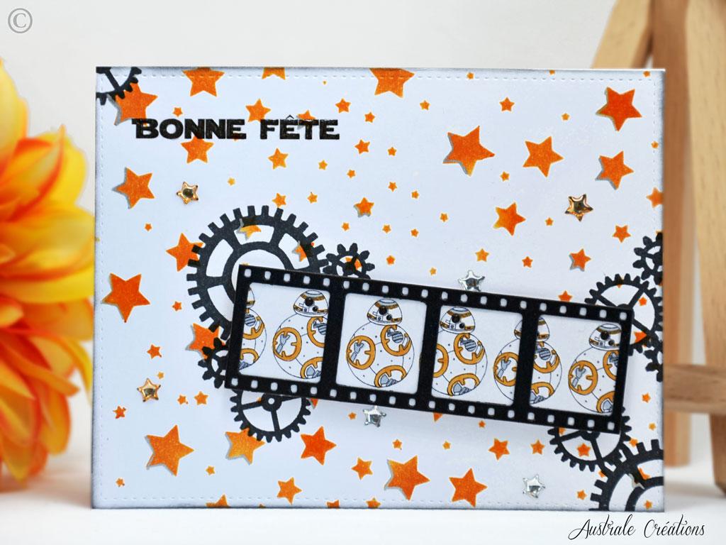 Carte BB8