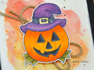 Carte Happy Halloween