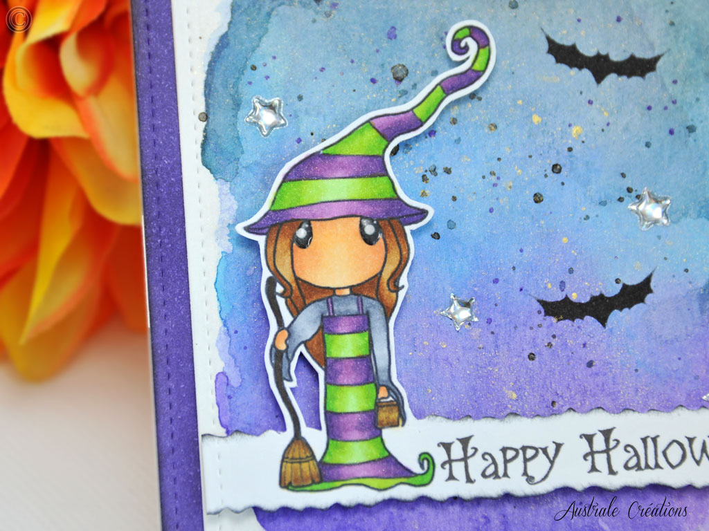 Carte Happy Witch