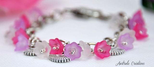 Bracelet «Cherry Blossom»