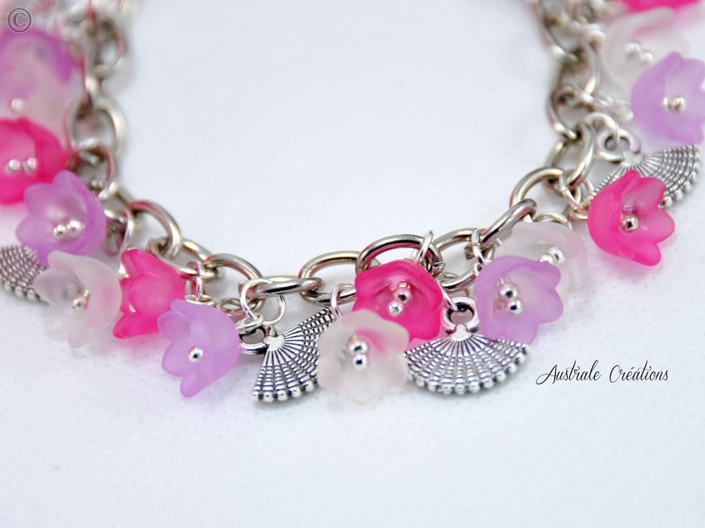 Bracelet Cherry Blossom