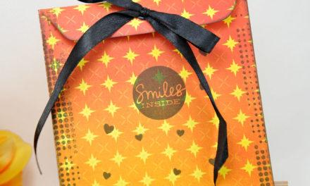Pochette Cadeau : Smiles Inside