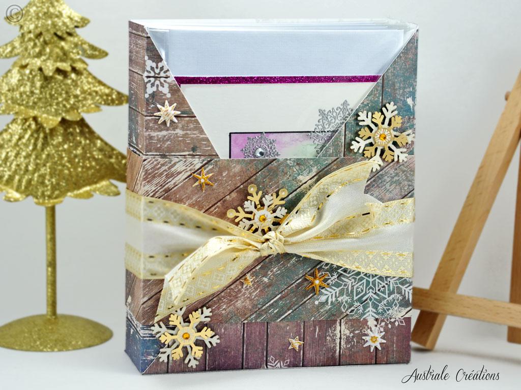 Boite cadeau pour cartes