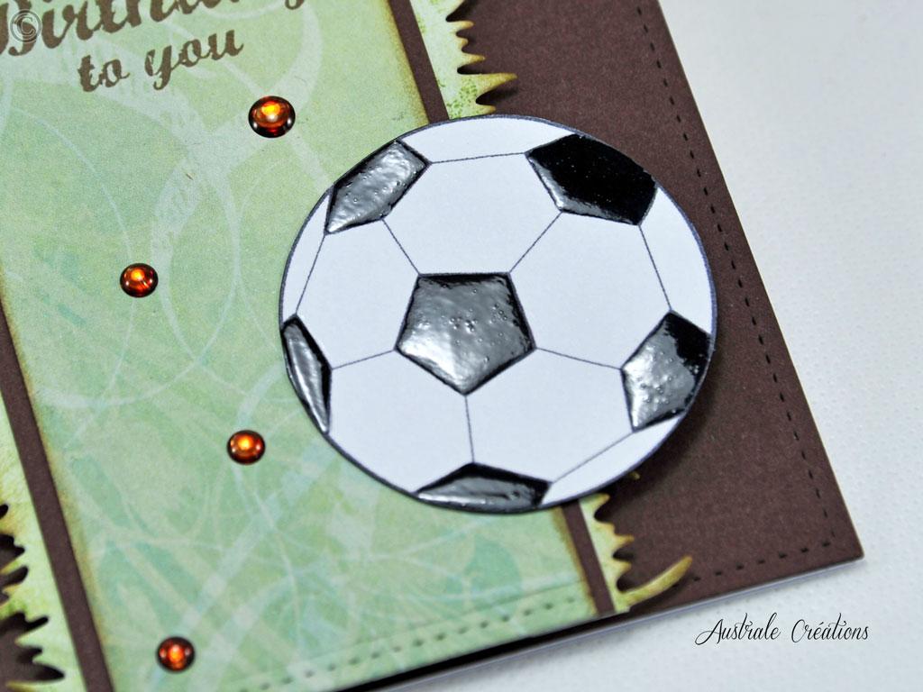 Carte Soccer Spirit