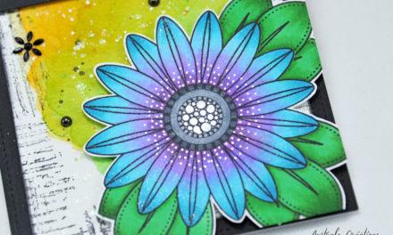Carte : Botanical Birthday