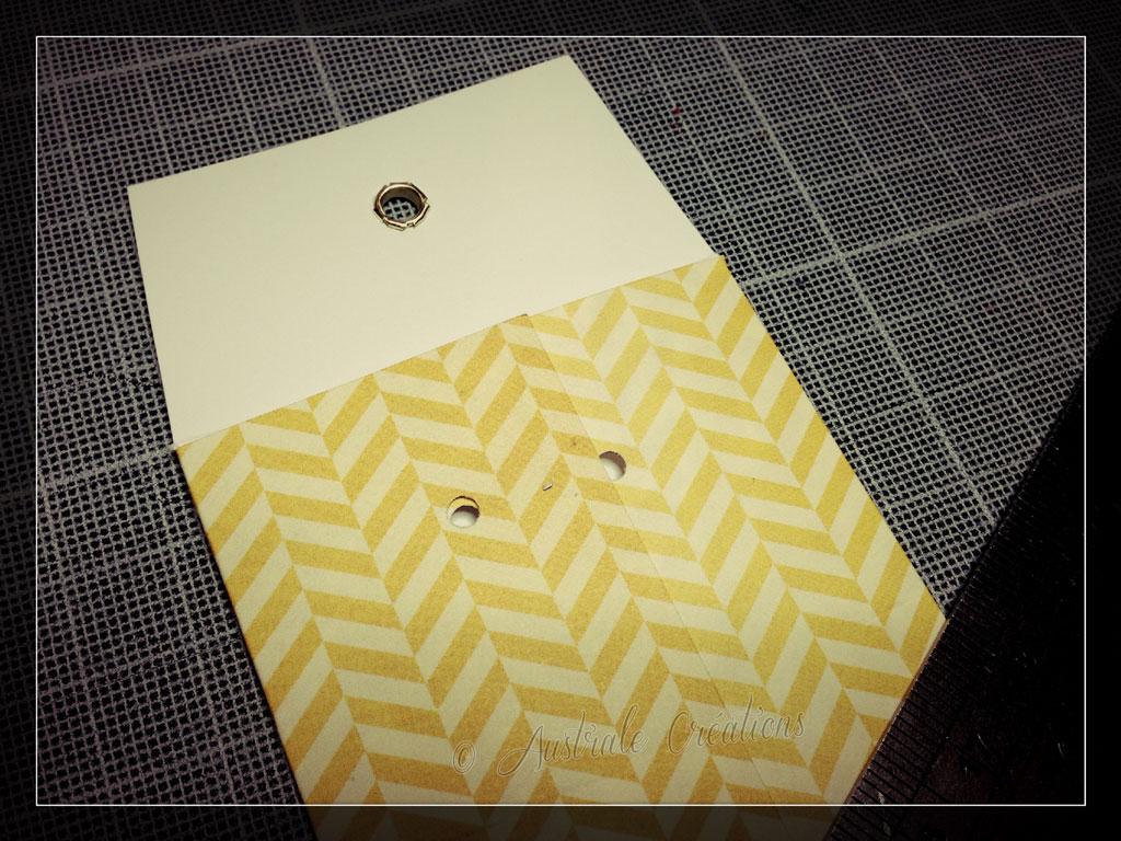 Tutoriel Enveloppe Cadeau