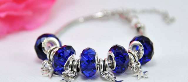 Bracelet «Blue Sunset»
