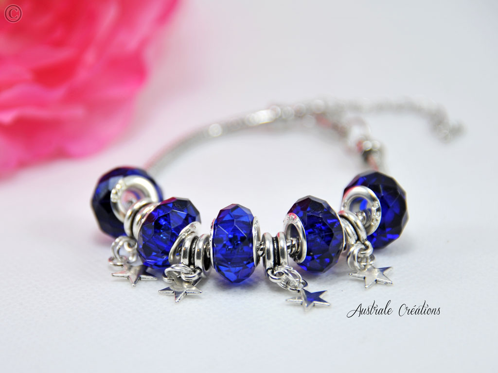 Bracelet Blue Sunset
