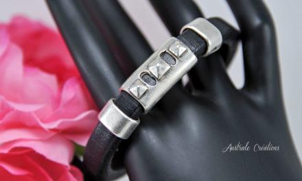 Bracelet « Regaliz » pour homme