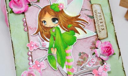 Carte : Fairy Blossom
