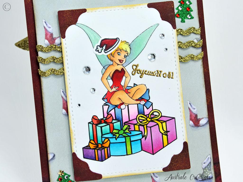 Carte Fairy Christmas