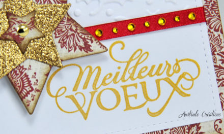 Carte : Joyous Flourish