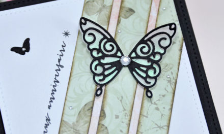 Carte : Butterfly Song