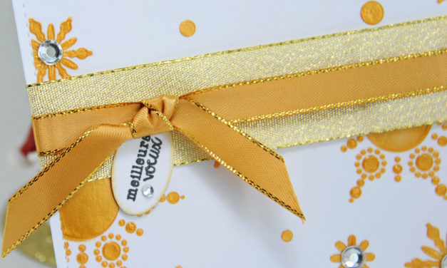 Carte : Golden Wishes