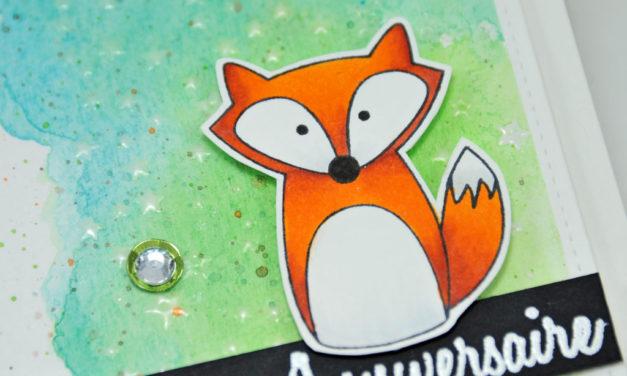 Carte : Hey Foxy
