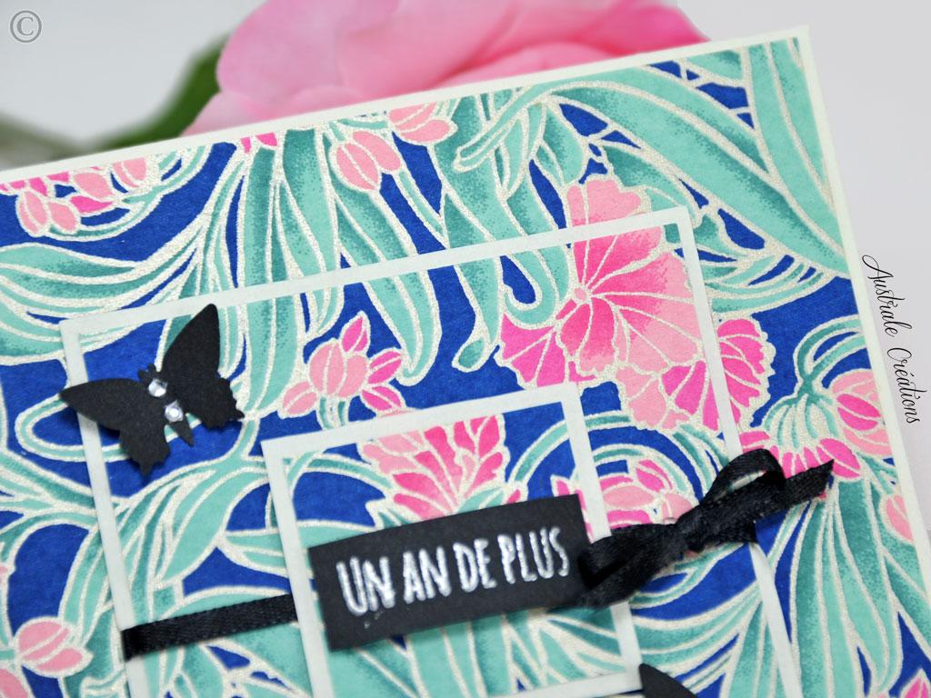 Carte La riviere de fleurs