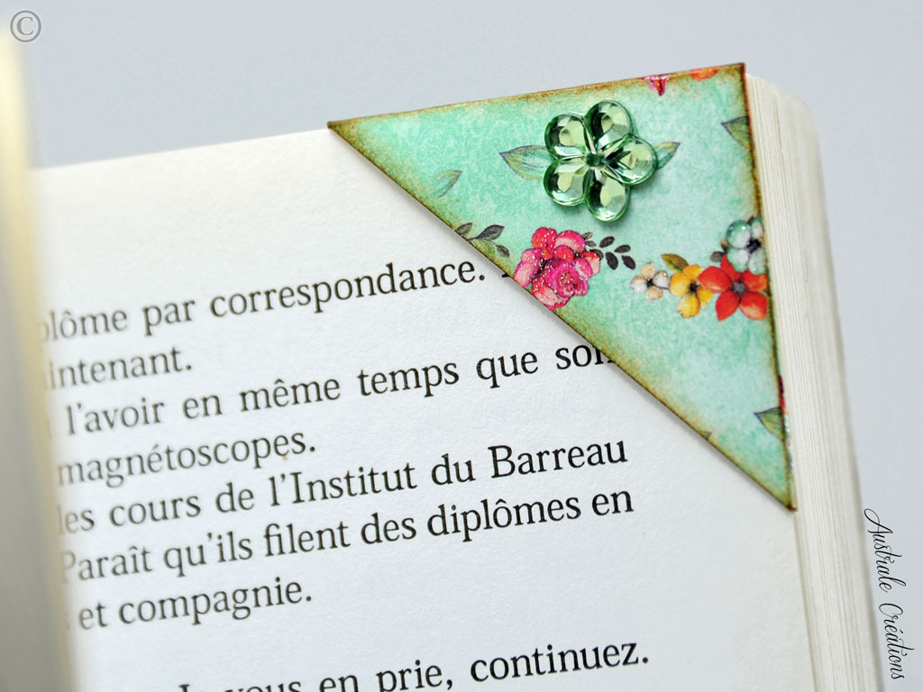 Marque Page Bohemian