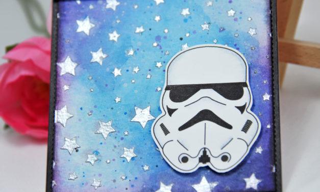 Carte : Happy Trooper Day