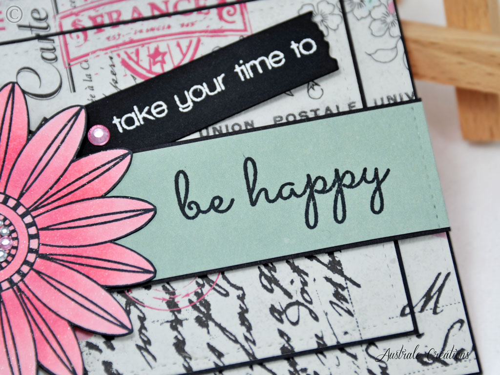 Carte Be Happy