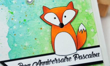 Carte : Hey Foxy ! Le retour…