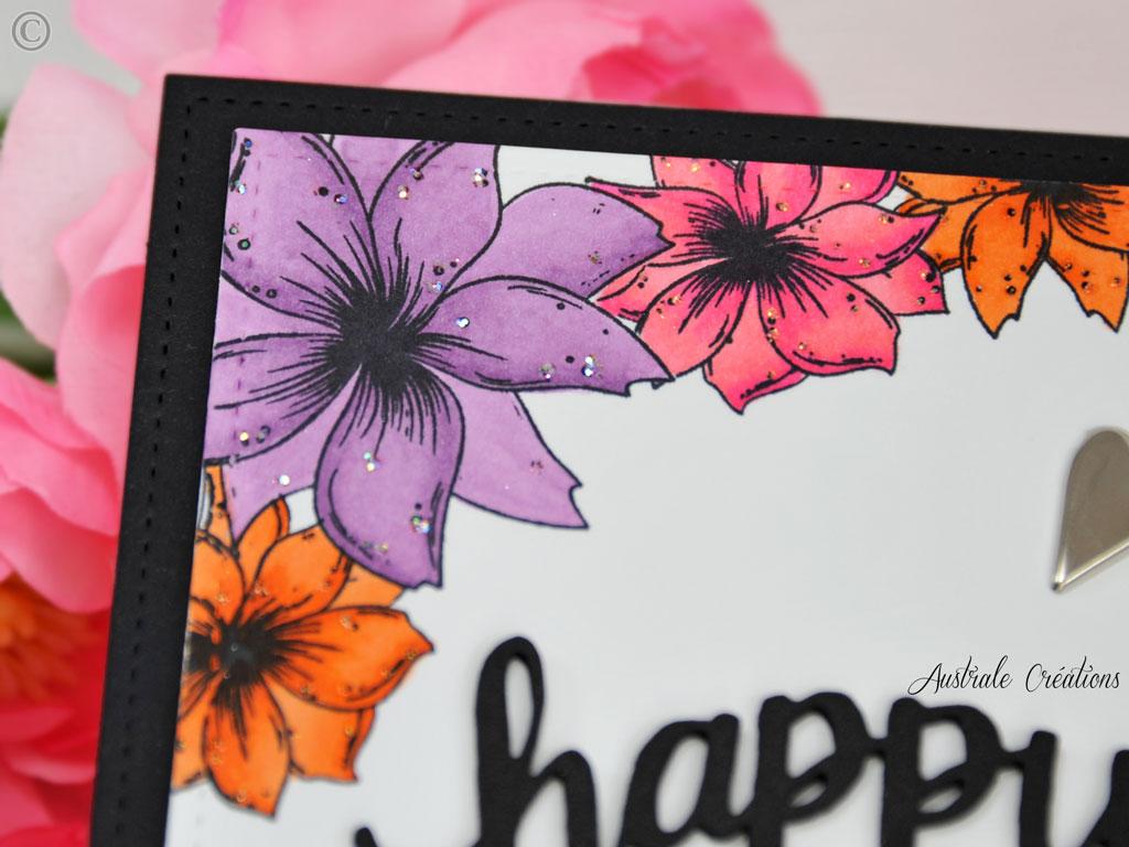 Carte Hibiscus