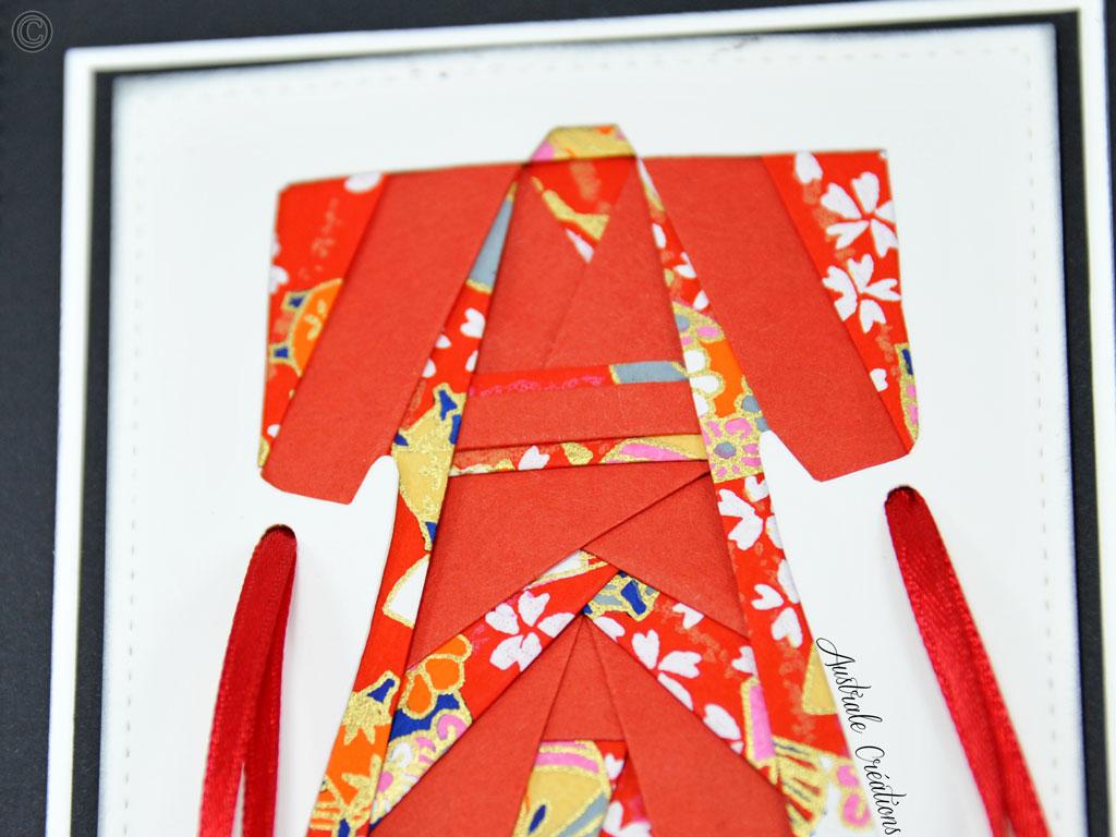 Carte Kimono