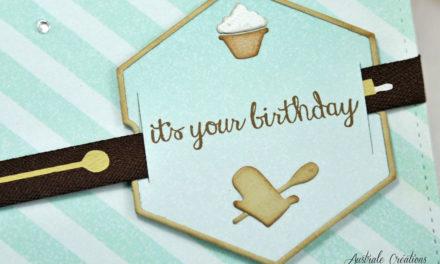 Carte : Manique et Cupcake