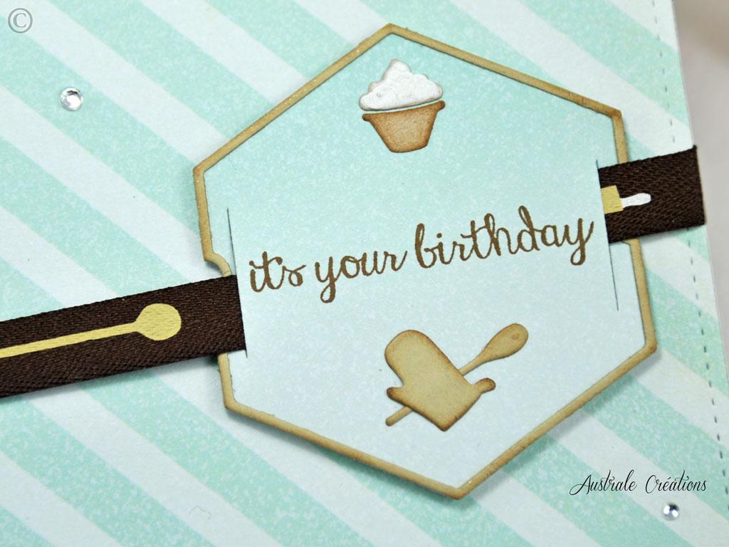 Carte Manique et Cupcake