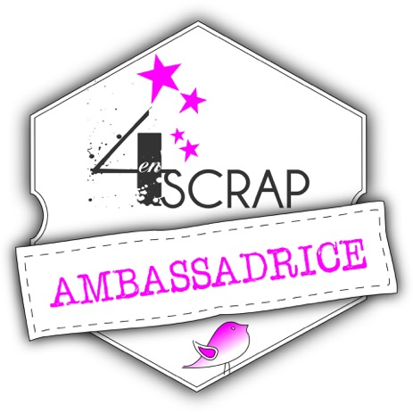 4enscrap ambassadrice