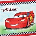 Carte Flash McQueen