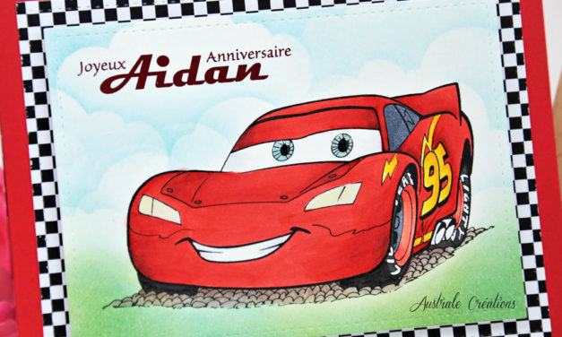 Carte : Flash McQueen