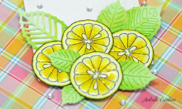 Carte : Lemonade
