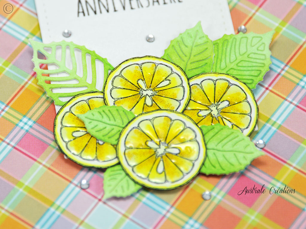 Carte Lemonade
