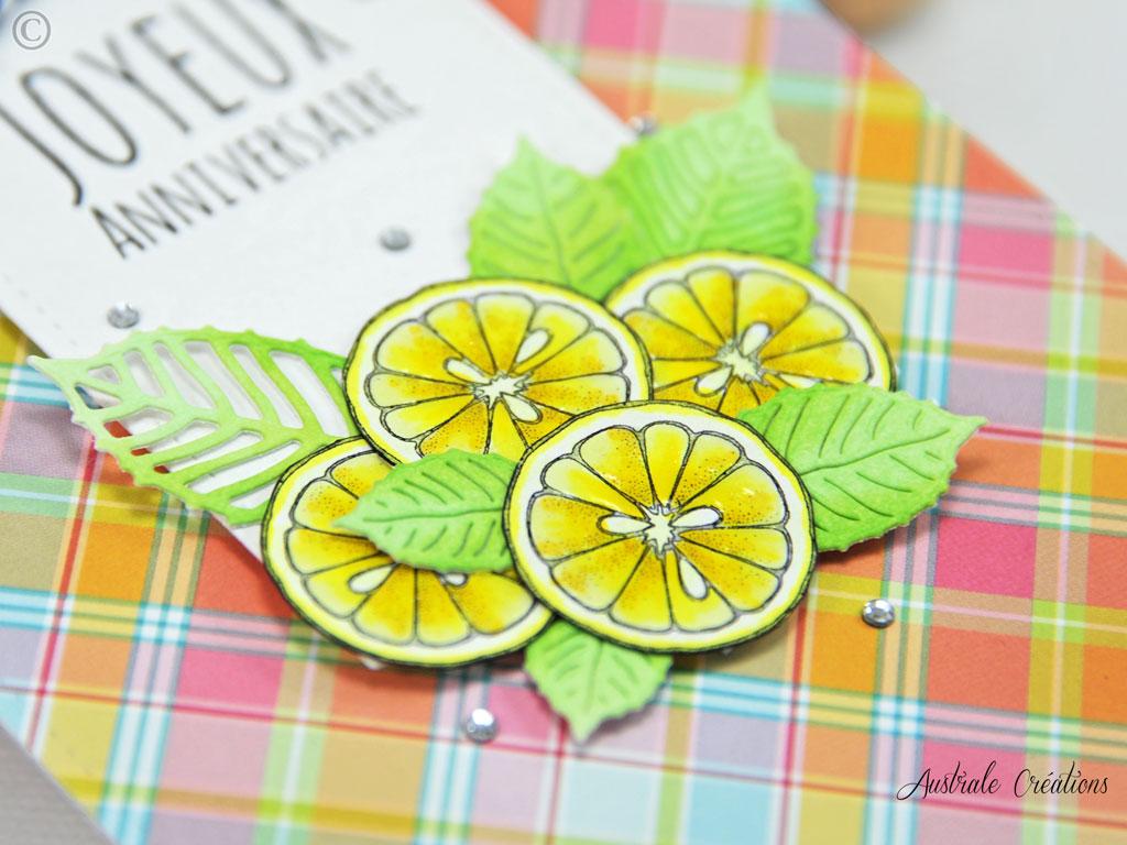 Carte Lemonade