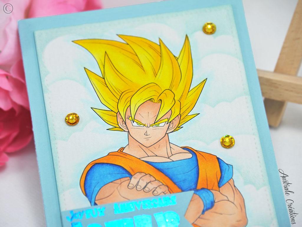 Carte San Goku