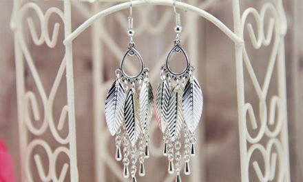 Boucles d'Oreilles « Feather Catcher »